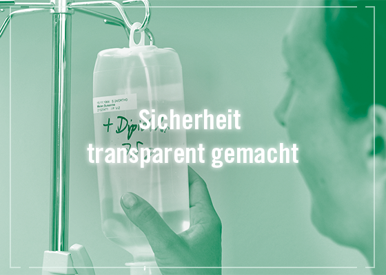 Patientensicherheit Qualitaetskliniken